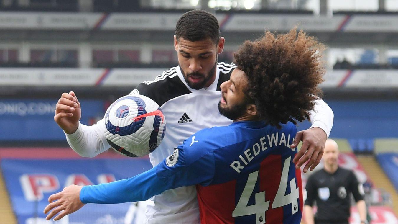 Crystal Palace 0-0 Fulham