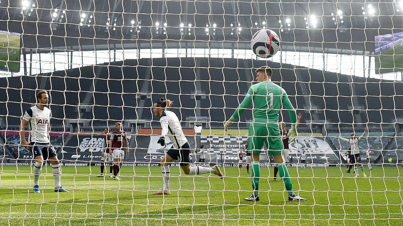 Tottenham Hotspur 4-0 Burnley