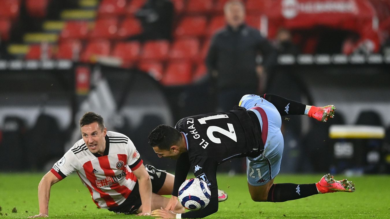 Sheffield United 1-0 Aston Villa