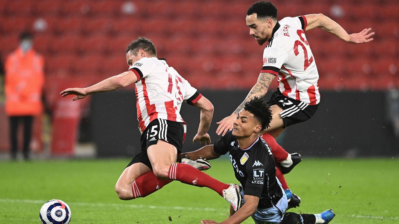 Sheffield United 1-0 Aston Villa