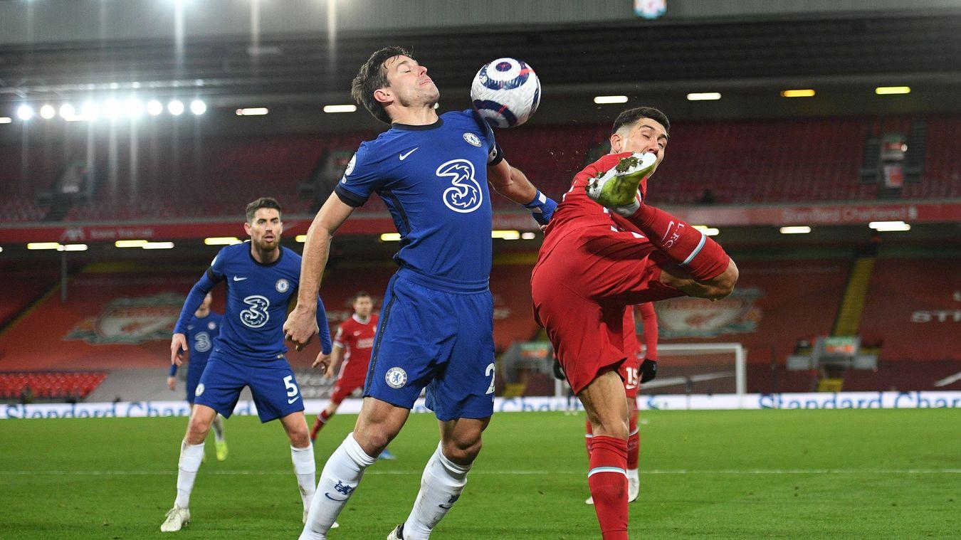 Liverpool 0-1 Chelsea