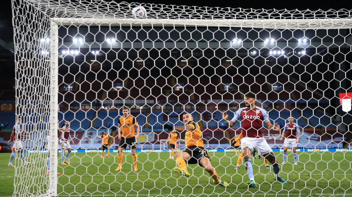 Aston Villa 0-0 Wolverhampton Wanderers