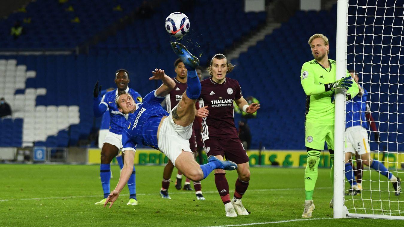 Brighton & Hove Albion 1-2 Leicester City