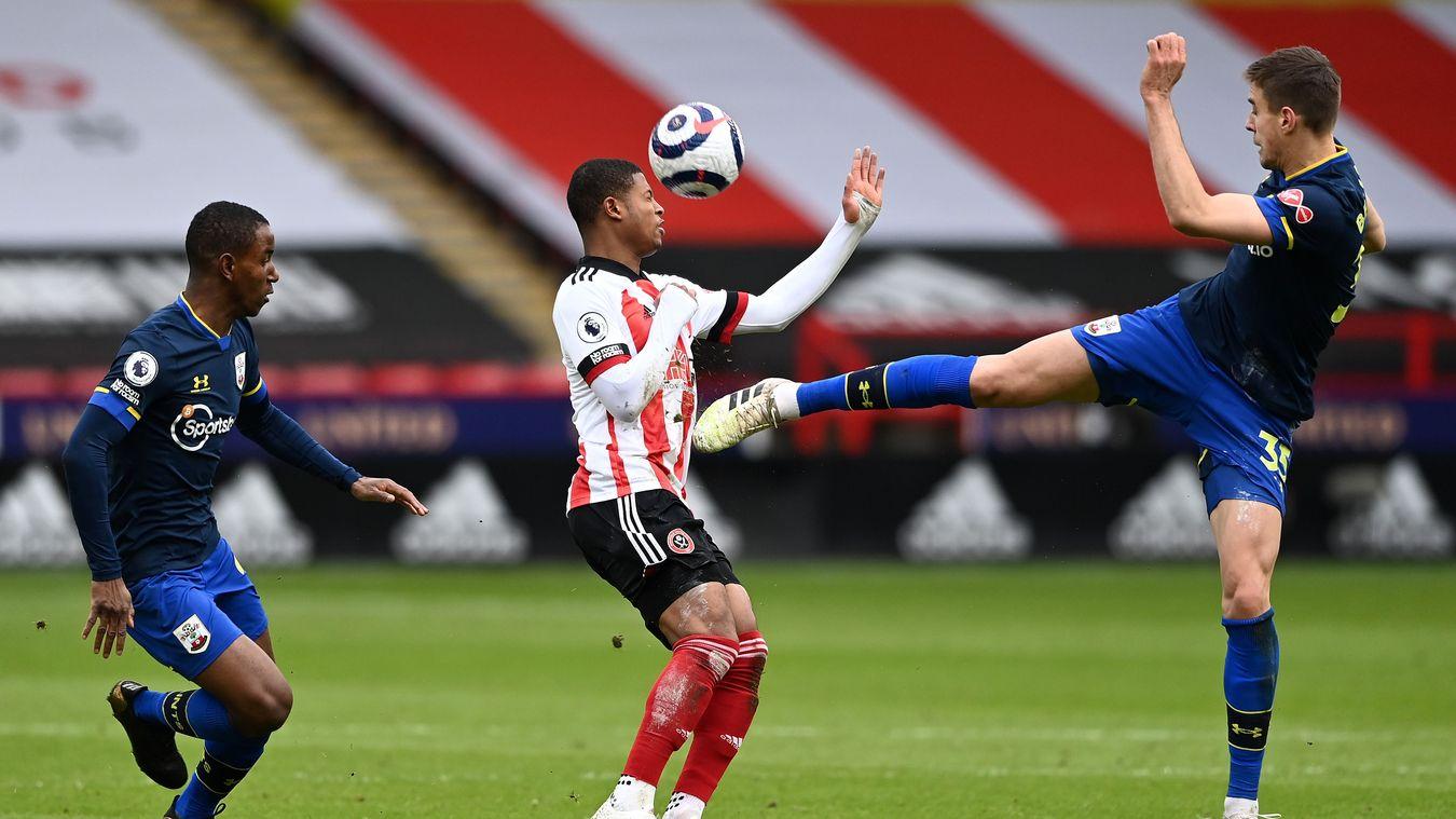 Sheffield United 0-2 Southampton