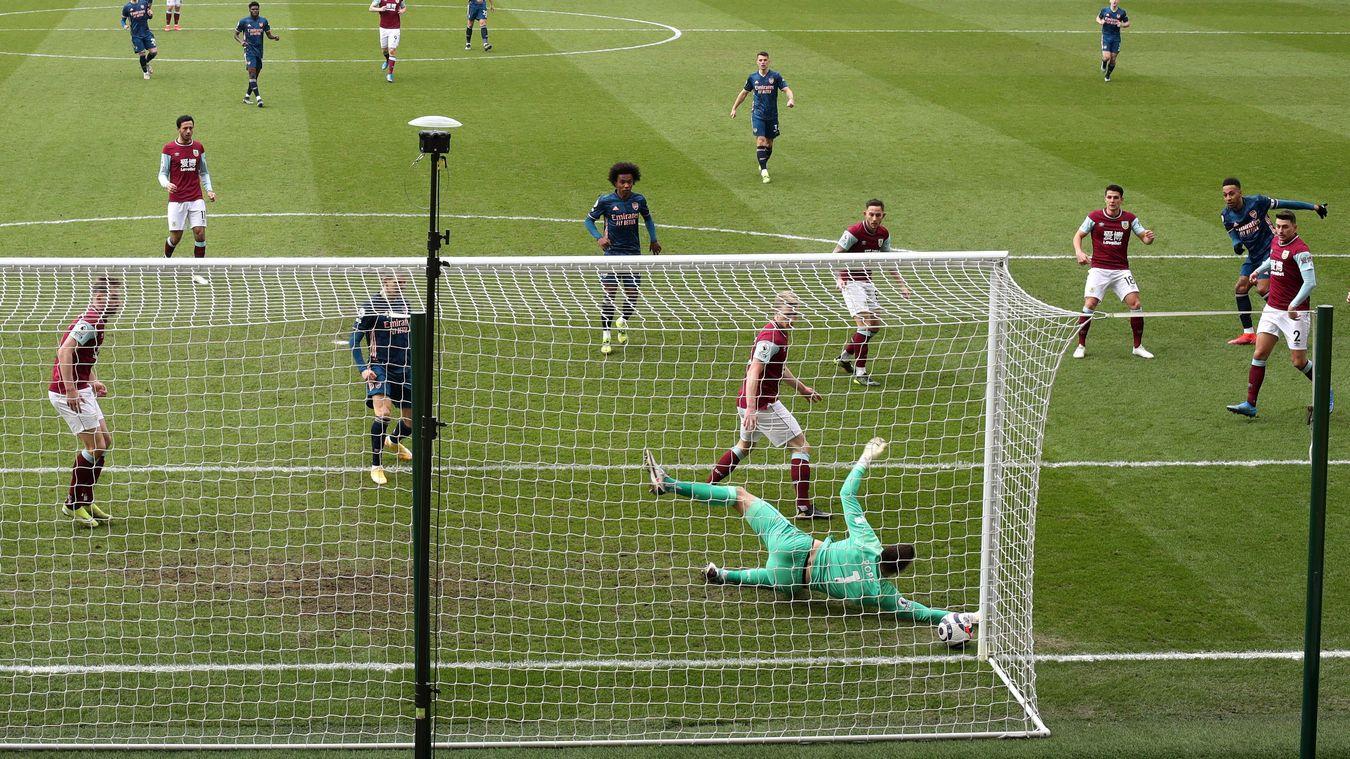 Burnley 1-1 Arsenal
