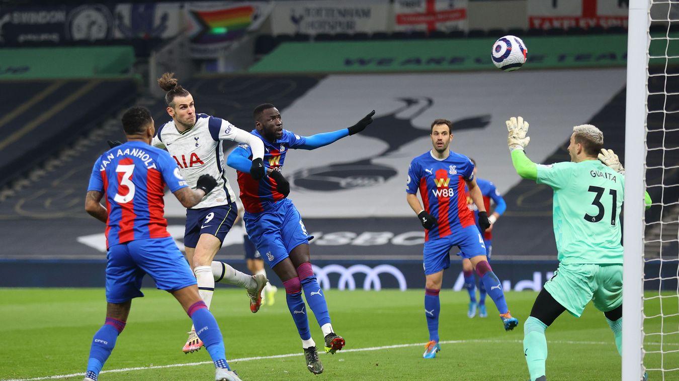 Tottenham Hotspur 4-1 Crystal Palace