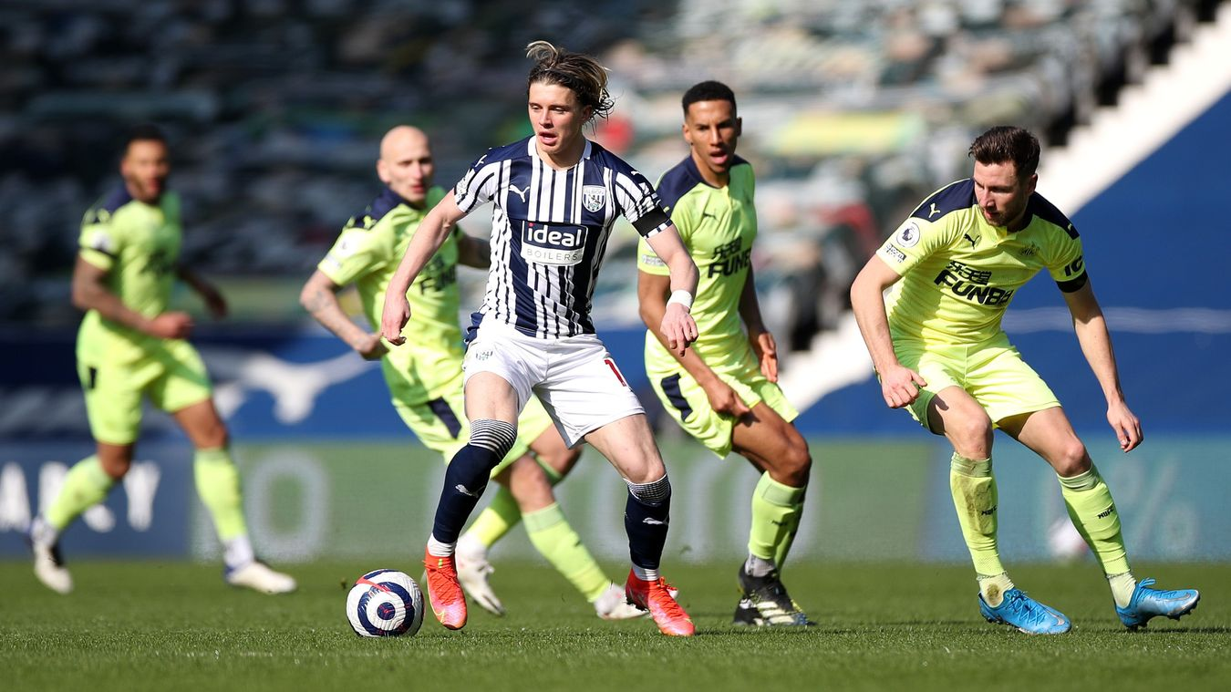 West Bromwich Albion 0-0 Newcastle United