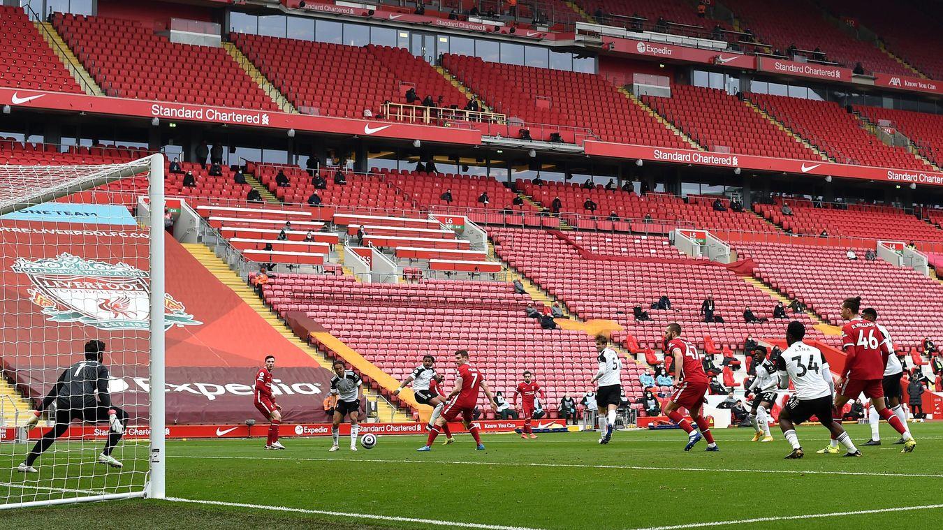 Liverpool 0-1 Fulham
