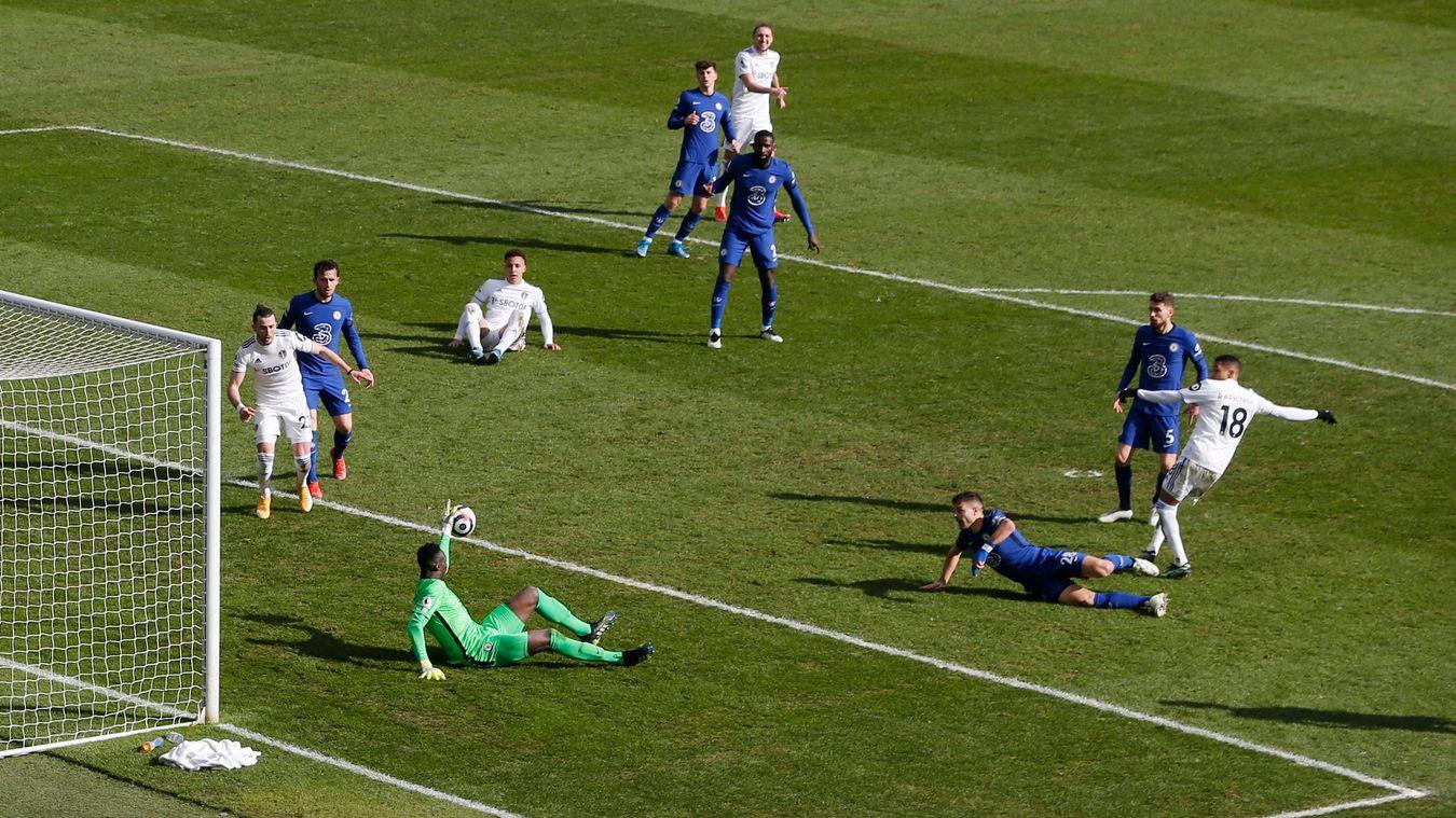 Leeds United 0-0 Chelsea
