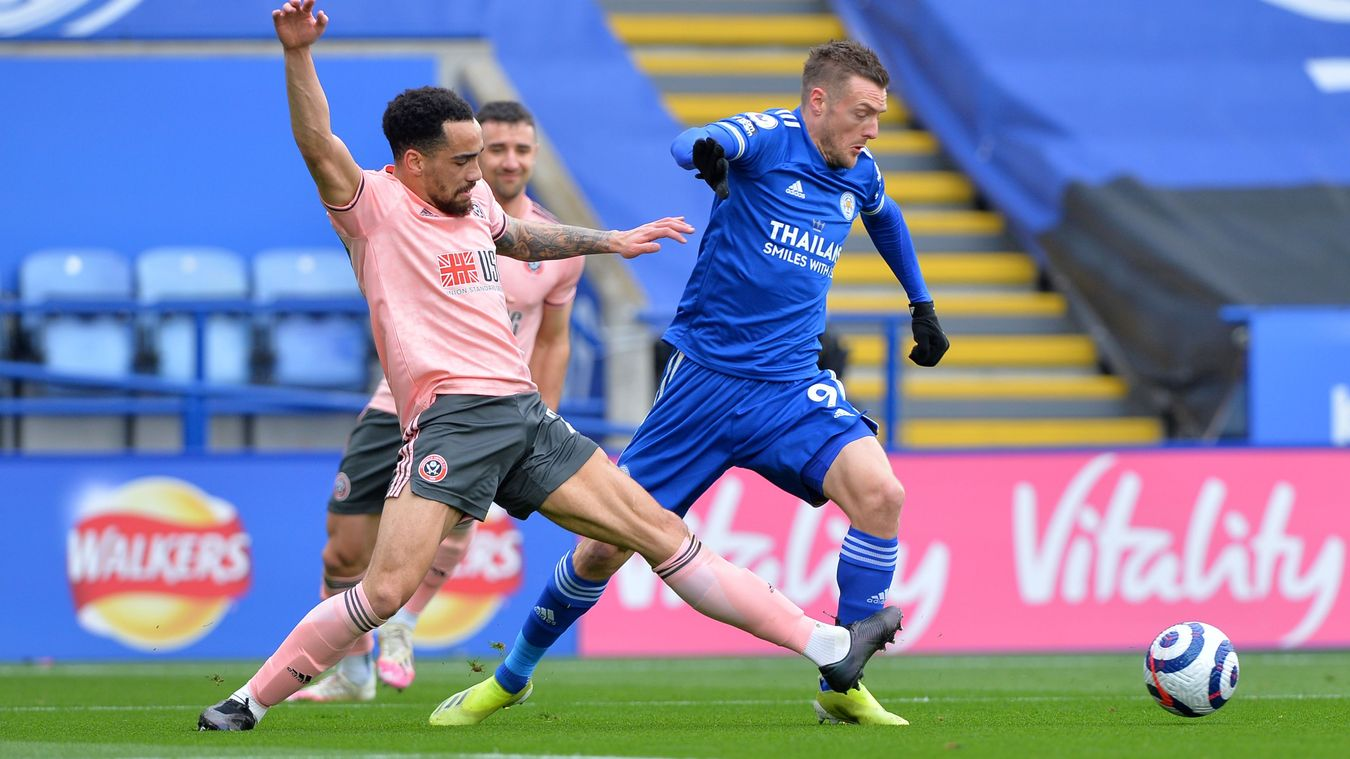 Leicester City 5-0 Sheffield United