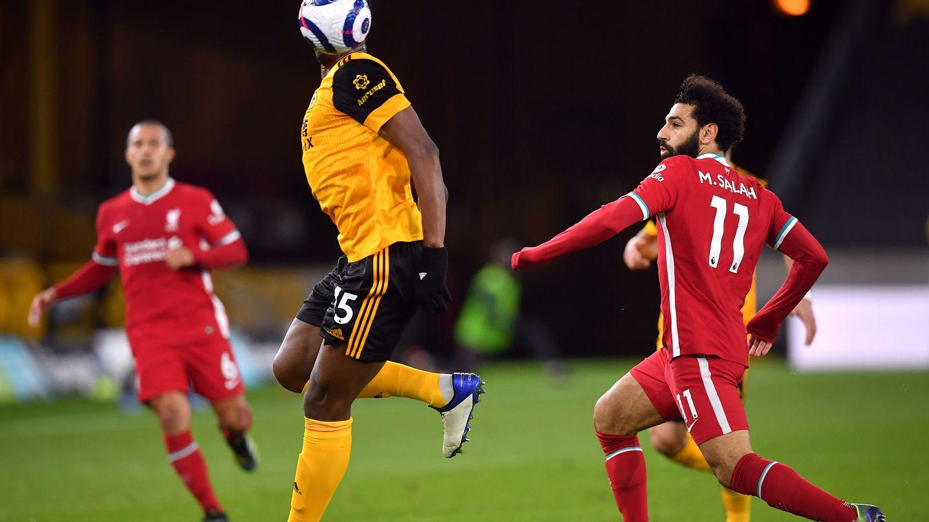 Wolverhampton Wanderers 0-1 Liverpool