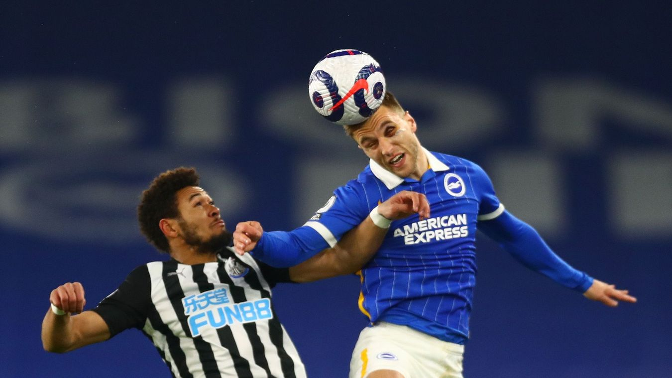 Brighton & Hove Albion 3-0 Newcastle United