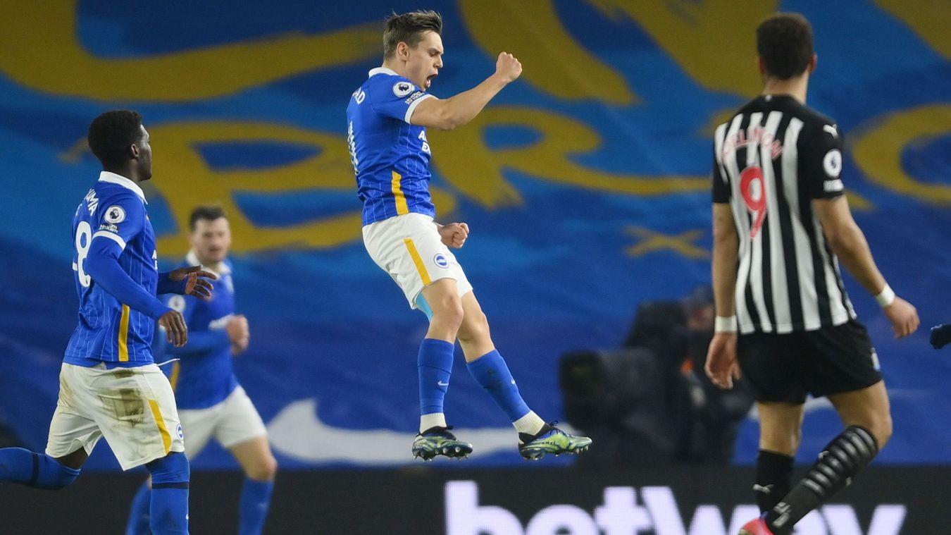 Brighton & Hove Albion 3-0 Newcastle United