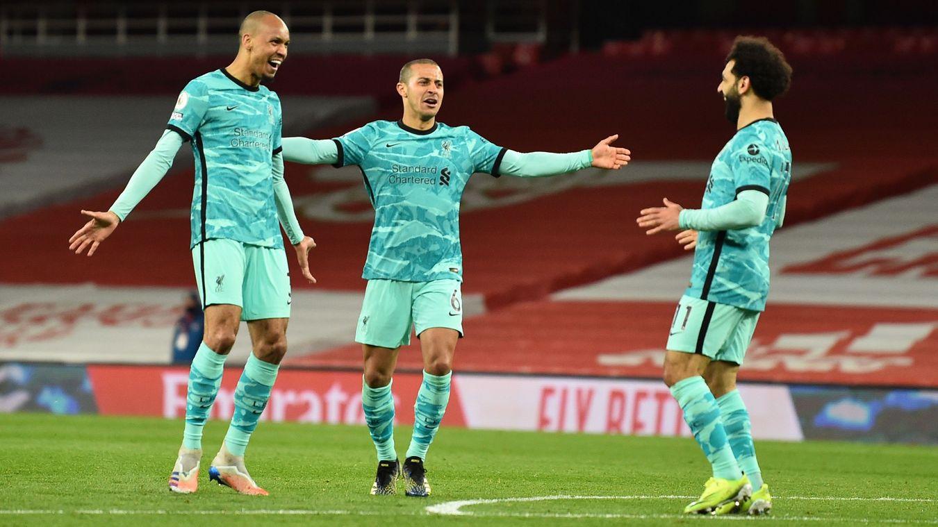 Arsenal 0-3 Liverpool