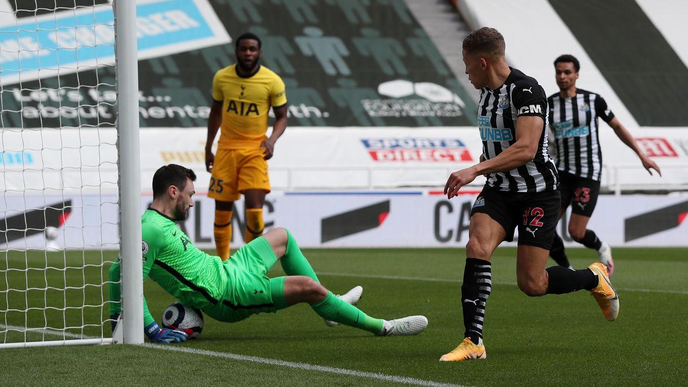 Newcastle United 2-2 Tottenham Hotspur