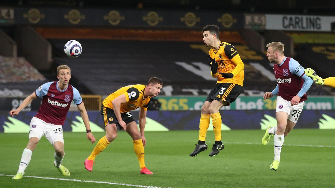 Wolverhampton Wanderers 2-3 West Ham United