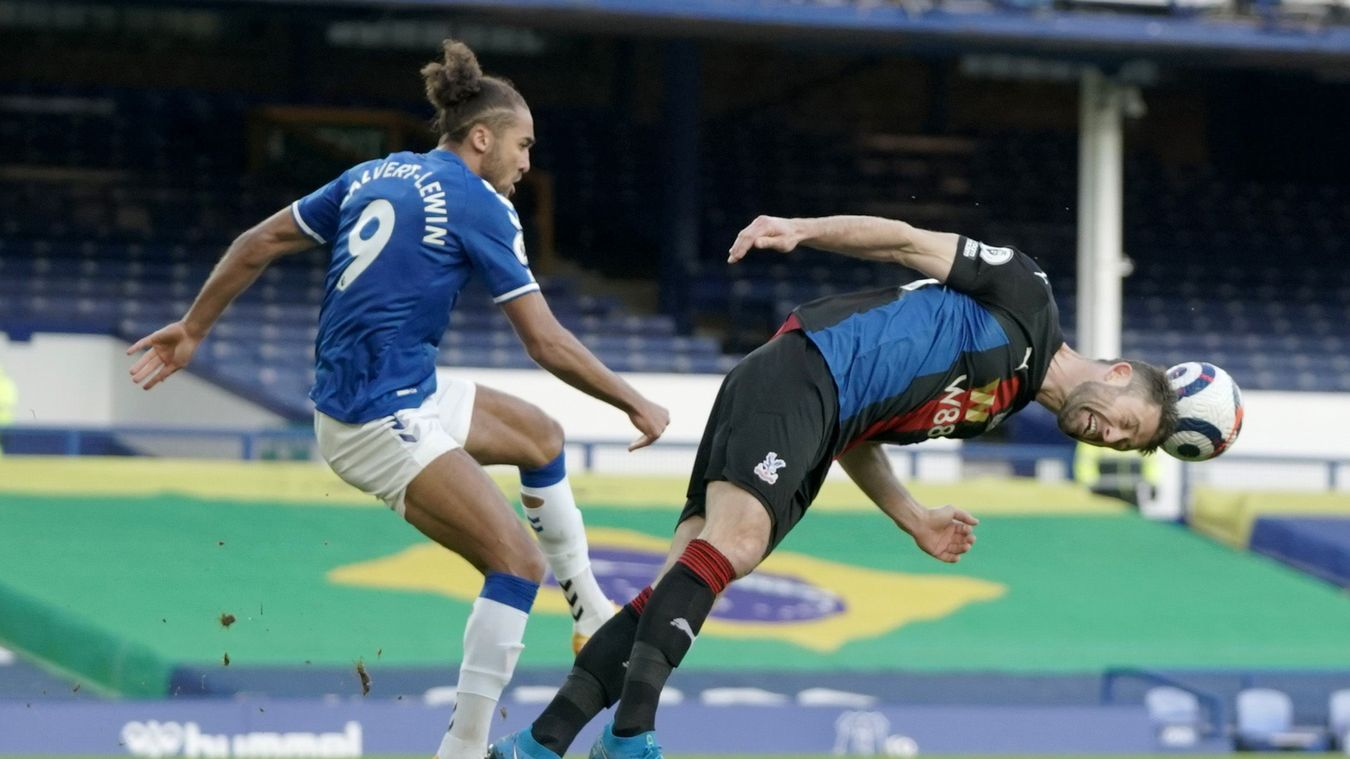 Everton 1-1 Crystal Palace