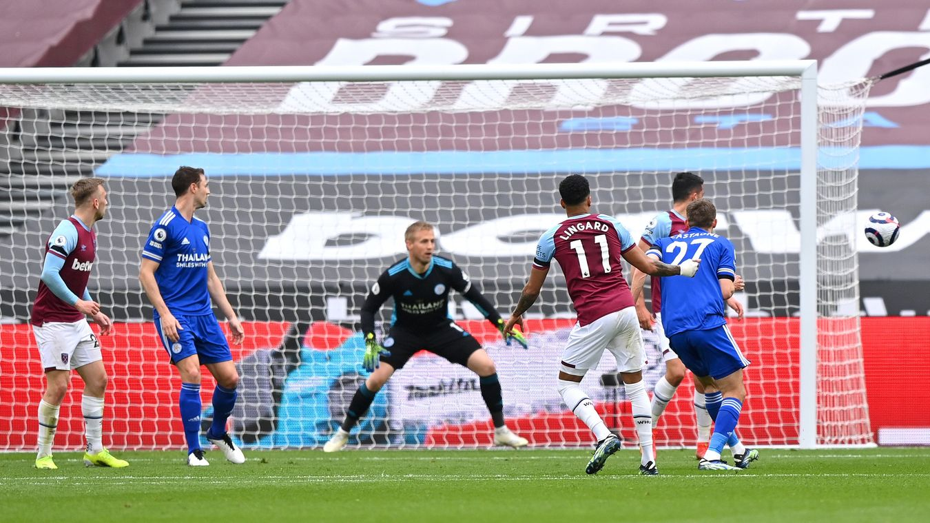 West Ham United 3-2 Leicester City