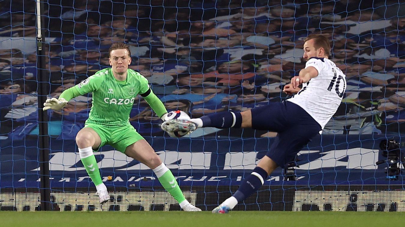 Everton 2-2 Tottenham Hotspur