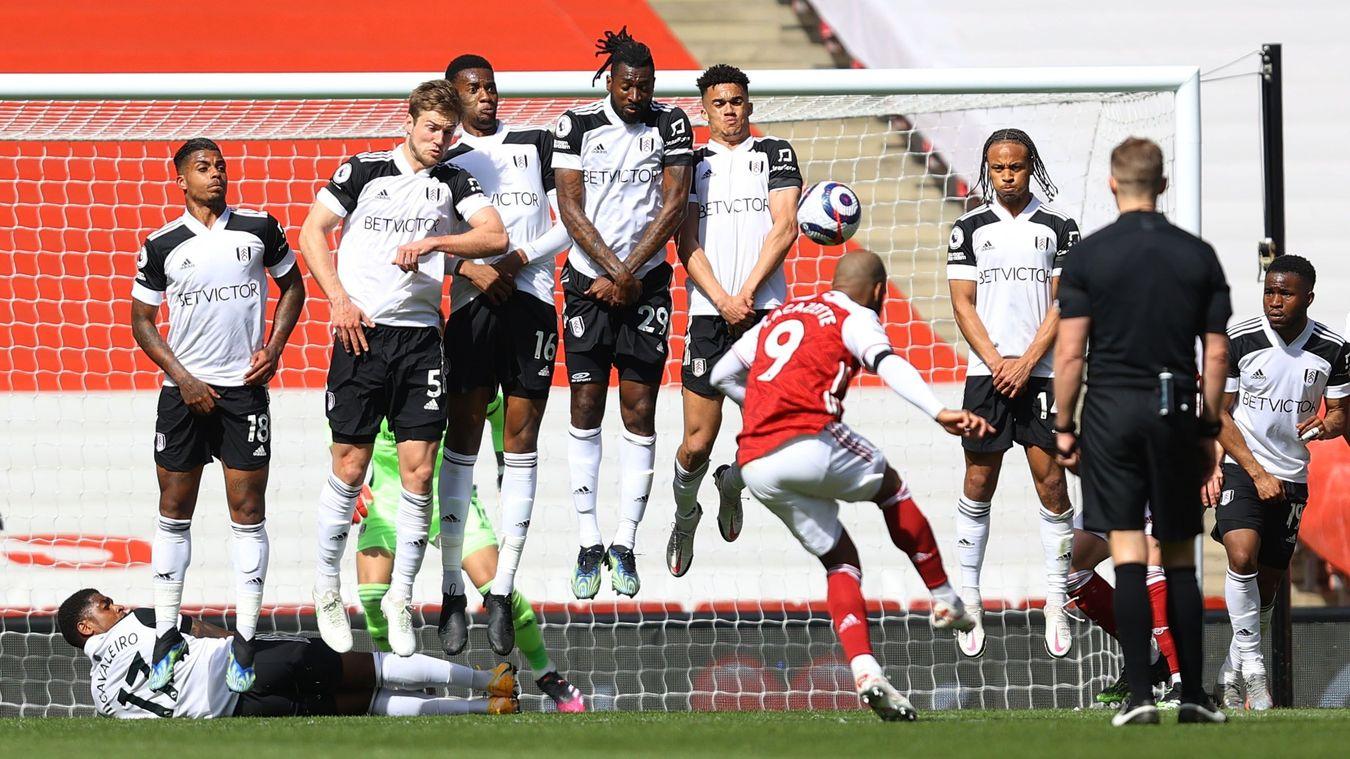 Arsenal 1-1 Fulham