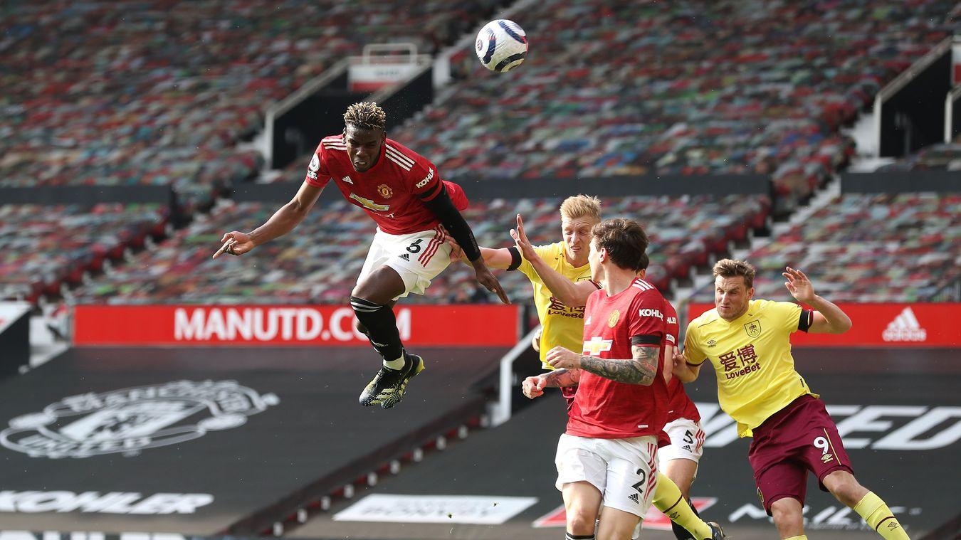 Manchester United 3-1 Burnley