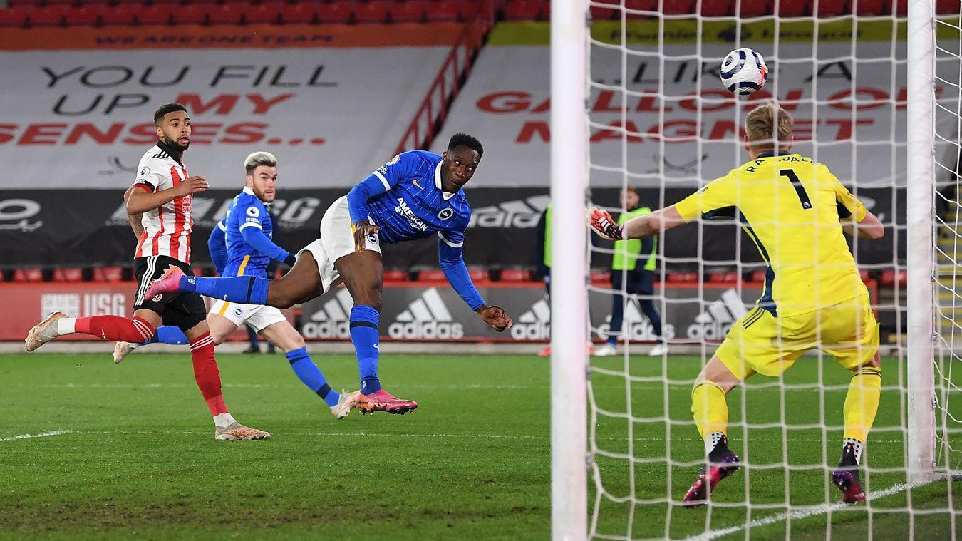 Sheffield United 1-0 Brighton & Hove Albion
