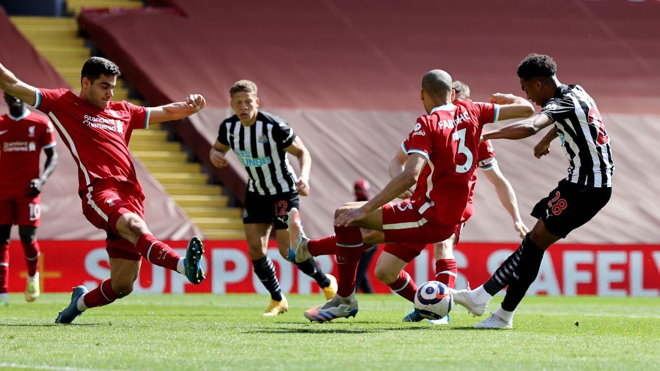 Liverpool 1-1 Newcastle United