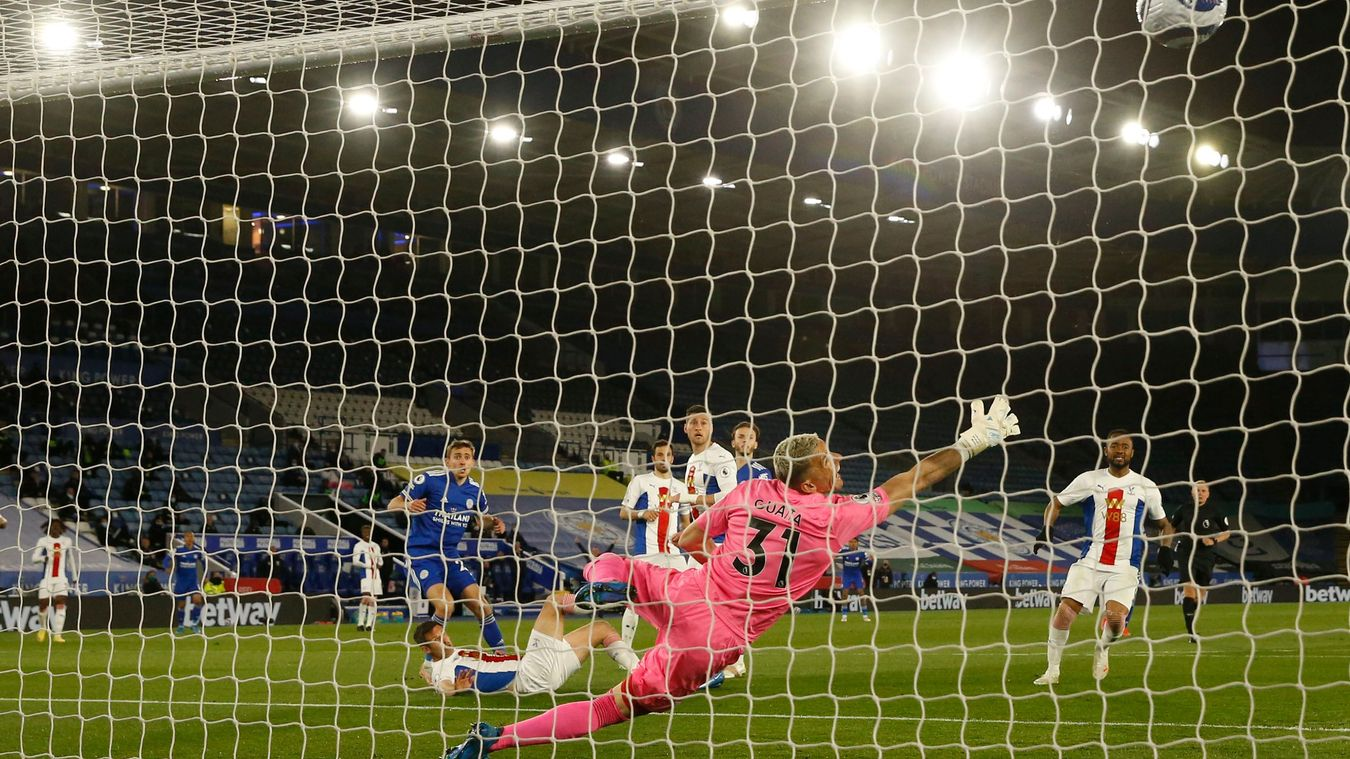 Leicester City 2-1 Crystal Palace