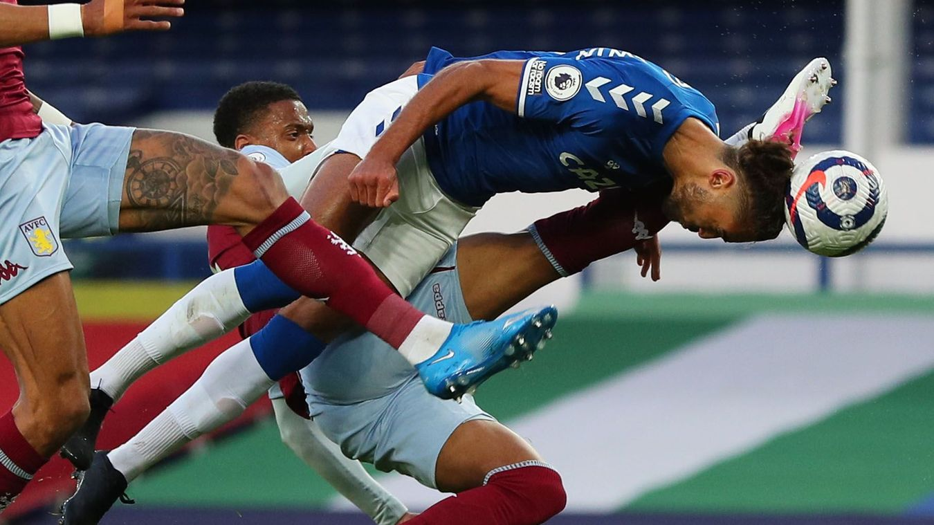 Everton 1-2 Aston Villa