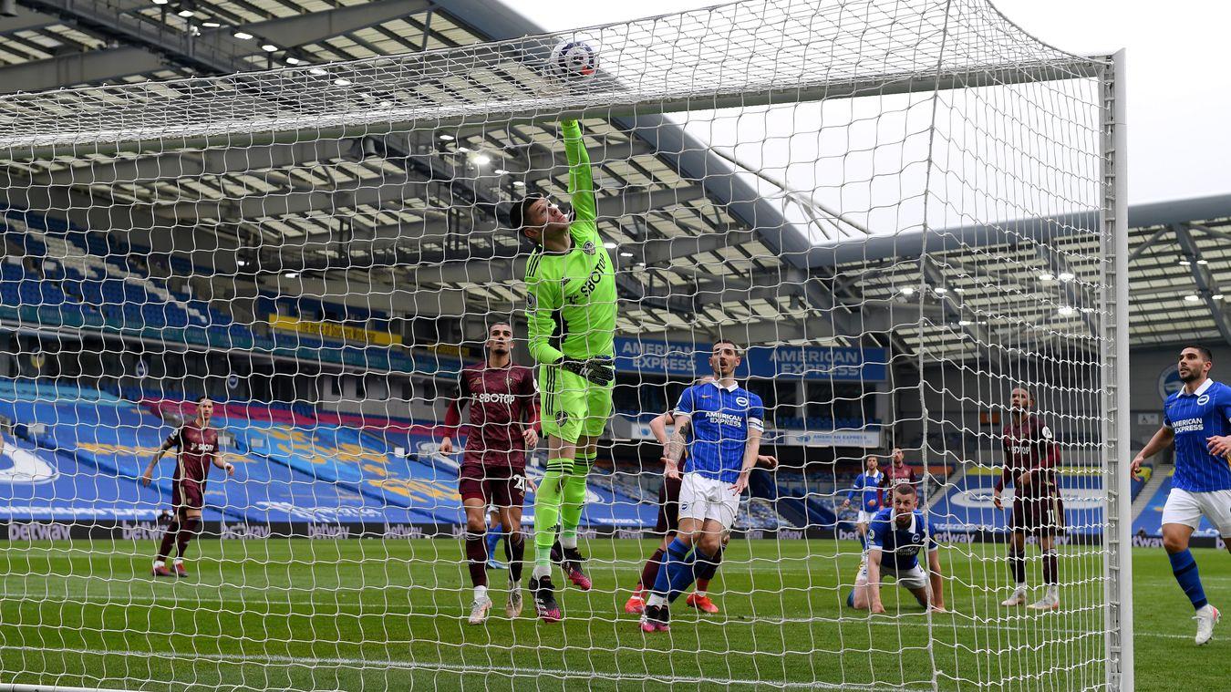 Brighton & Hove Albion 2-0 Leeds United