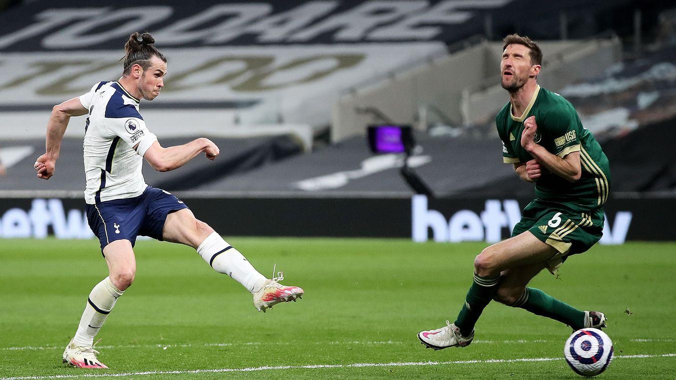 Tottenham Hotspur 4-0 Sheffield United