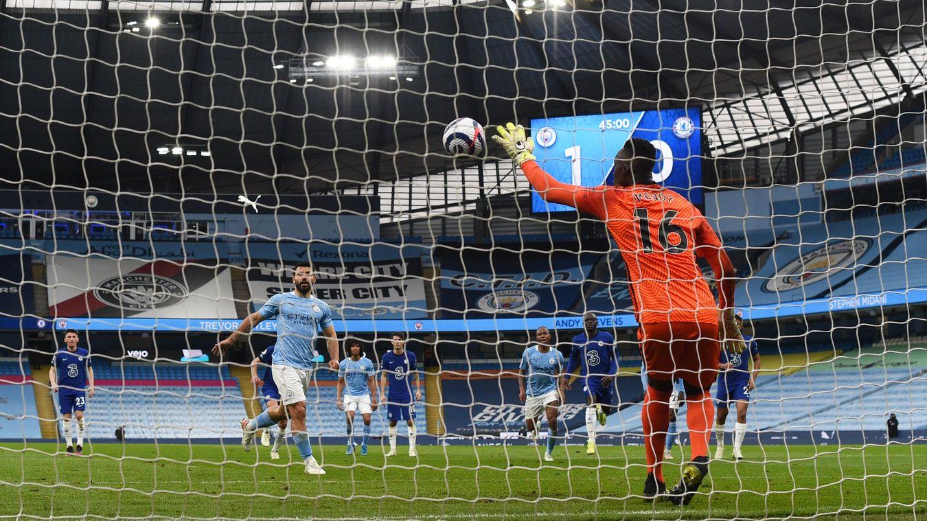Manchester City 1-2 Chelsea