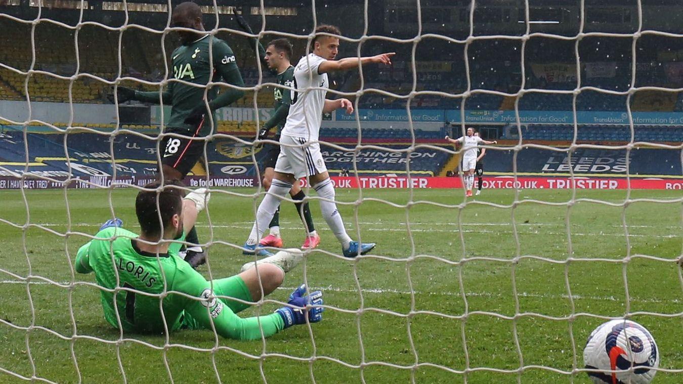 Leeds United 3-1 Tottenham Hotspur