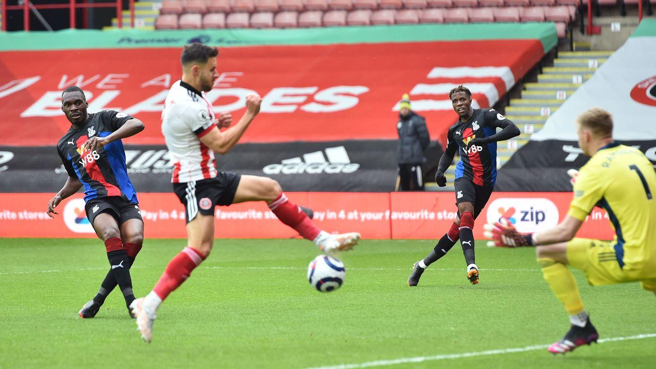 Sheffield United 0-2 Crystal Palace