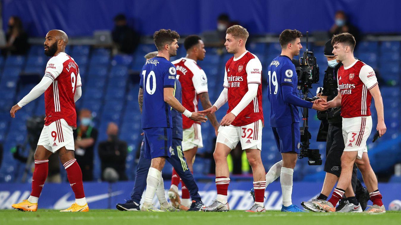 Chelsea 0-1 Arsenal