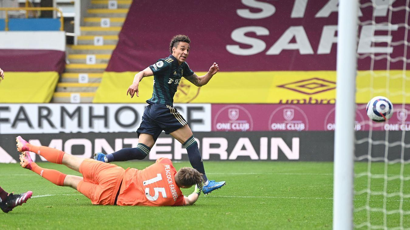 Burnley 0-4 Leeds United