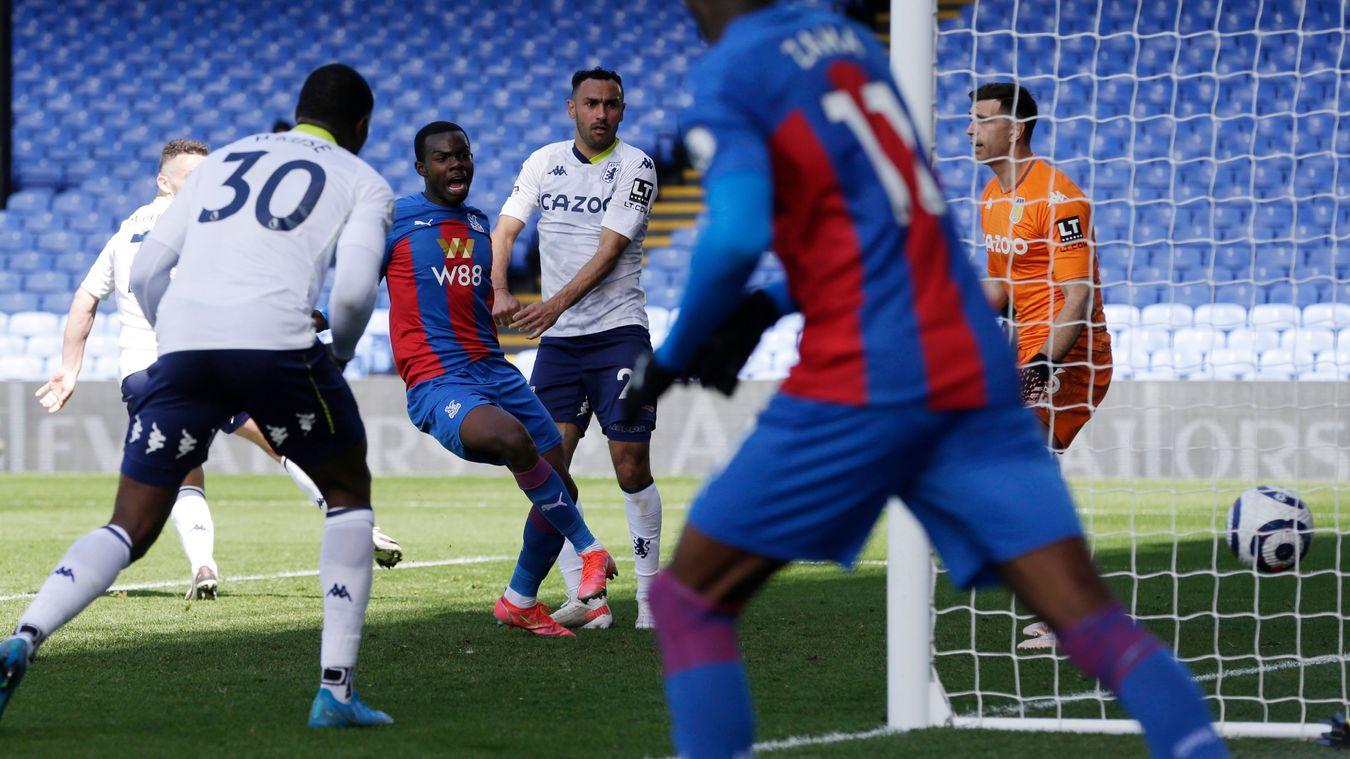 Crystal Palace 3-2 Aston Villa