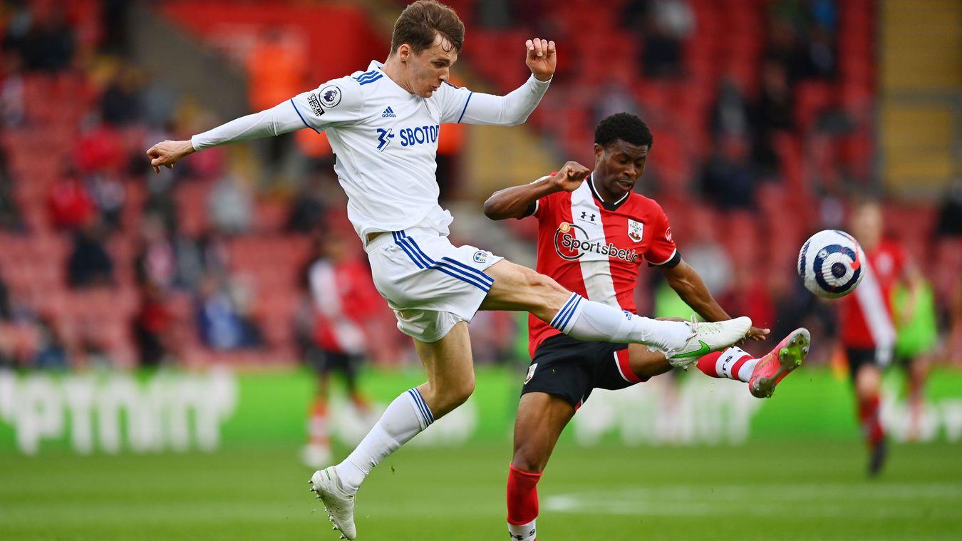 Southampton 0-2 Leeds United