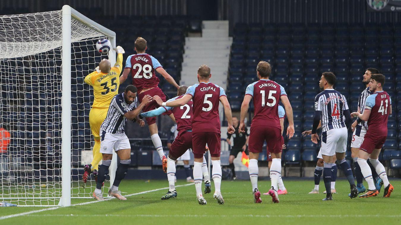 West Bromwich Albion 1-3 West Ham United