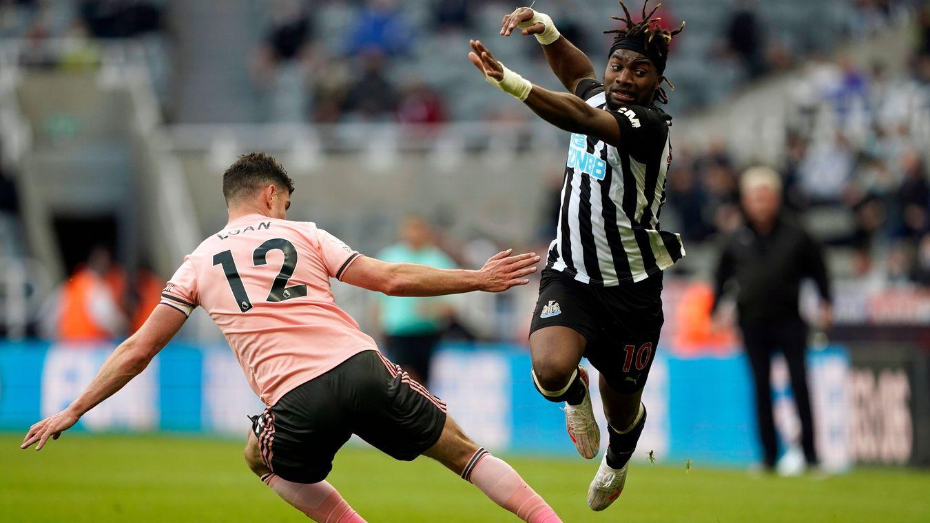 Newcastle United 1-0 Sheffield United