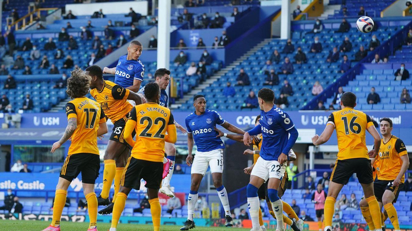 Everton 1-0 Wolverhampton Wanderers