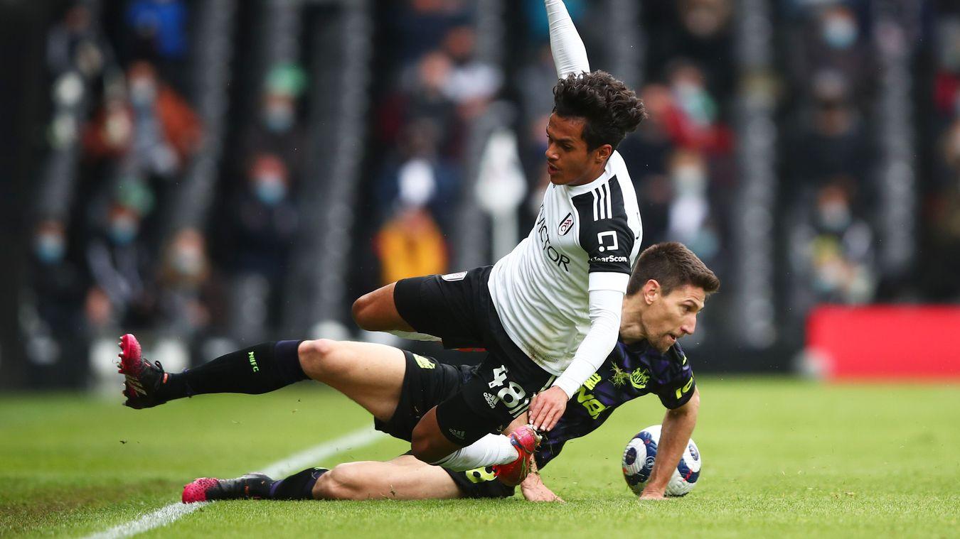 Fulham 0-2 Newcastle United