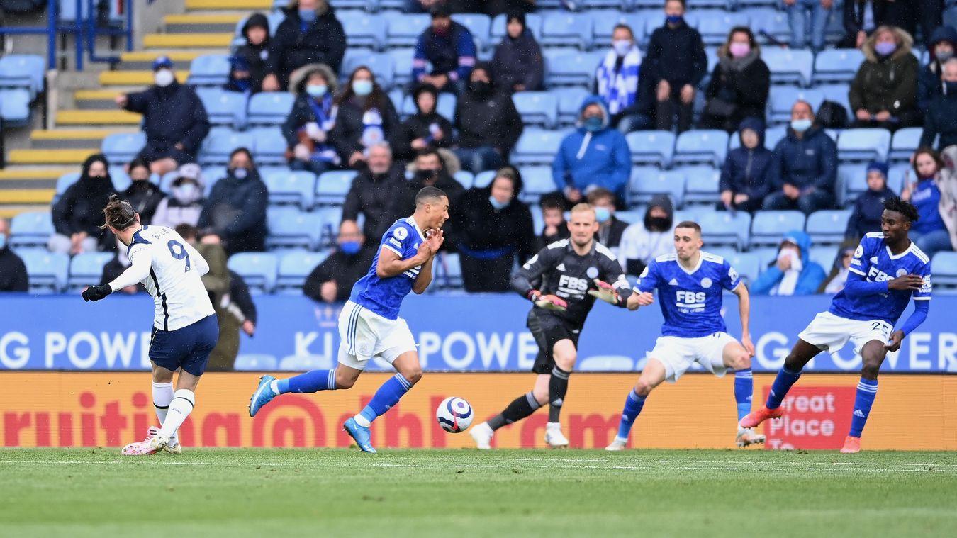 Leicester City 2-4 Tottenham Hotspur