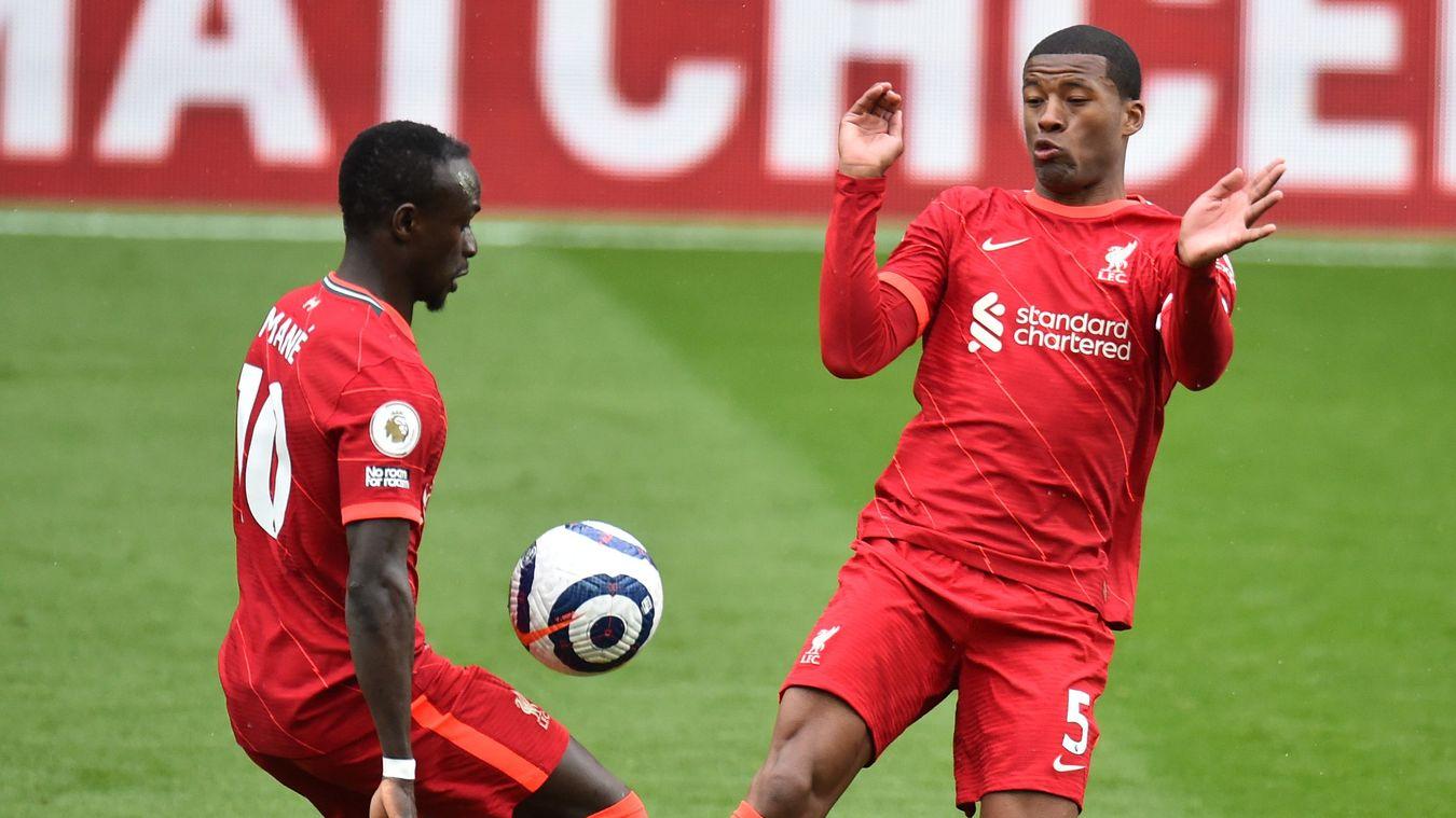 Liverpool 2-0 Crystal Palace