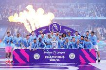 Man City champions 2020/21 image