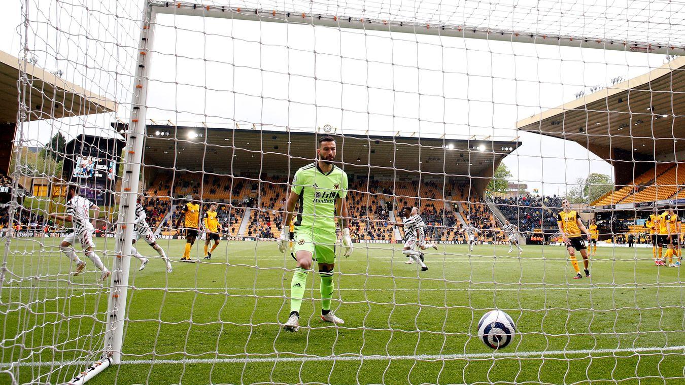 Wolverhampton Wanderers 1-2 Manchester United