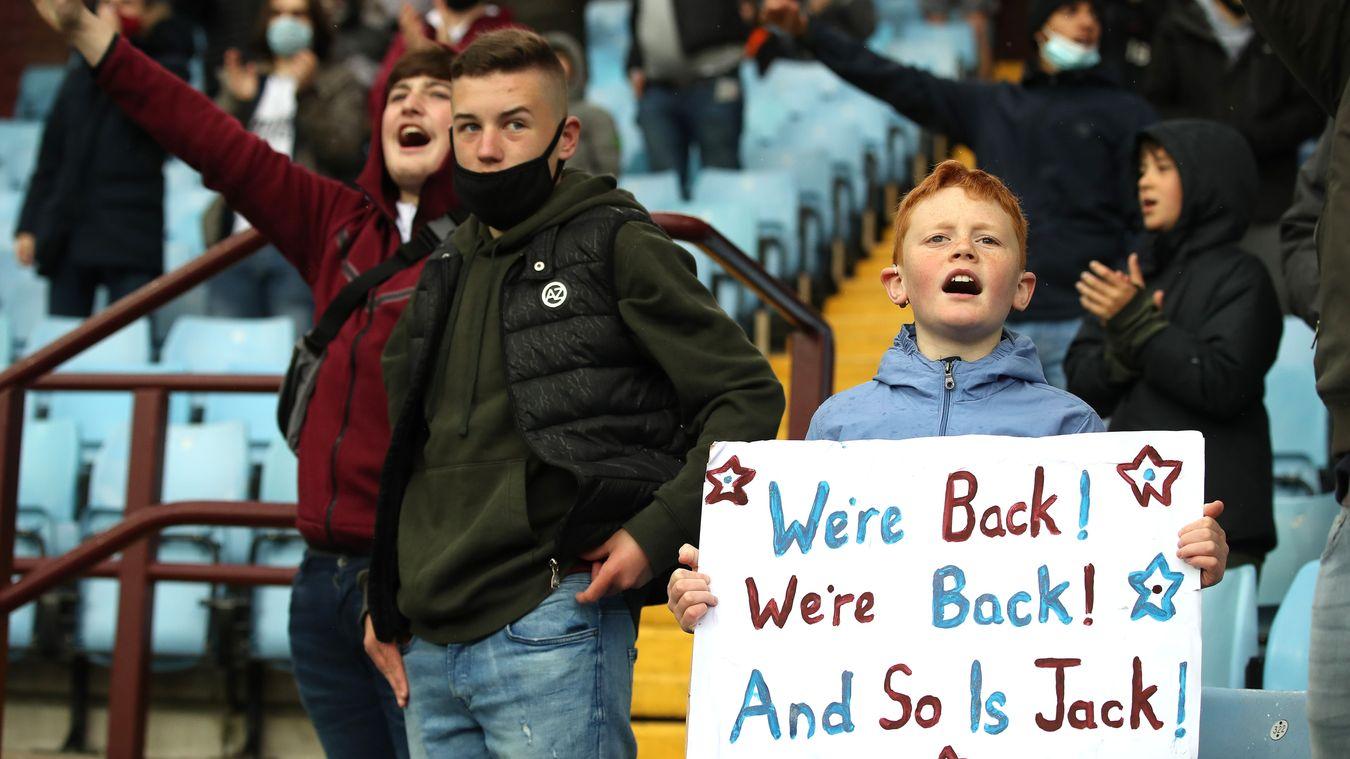 Return of fans