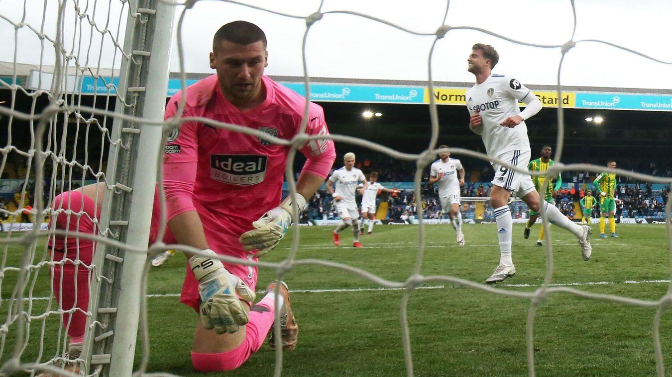 Leeds United 3-1 West Bromwich Albion