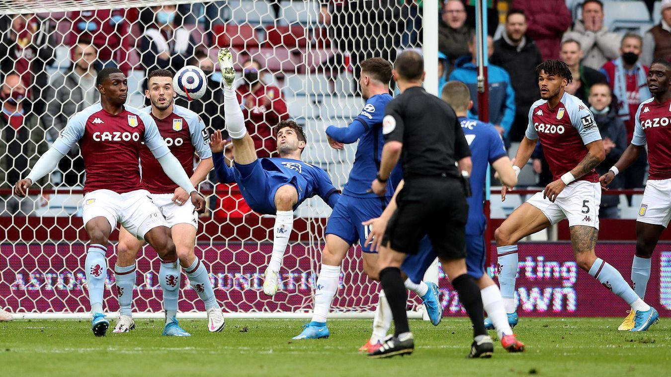 Aston Villa 2-1 Chelsea