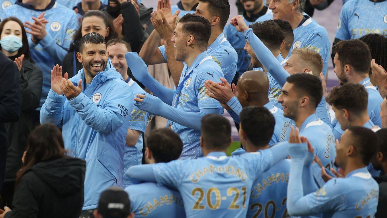 Manchester City 5-0 Everton